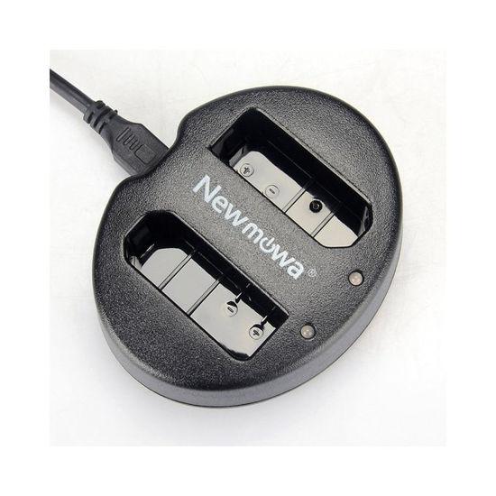 Image sur Chargeur USB Double EN-EL14 Pour Nikon - Noir