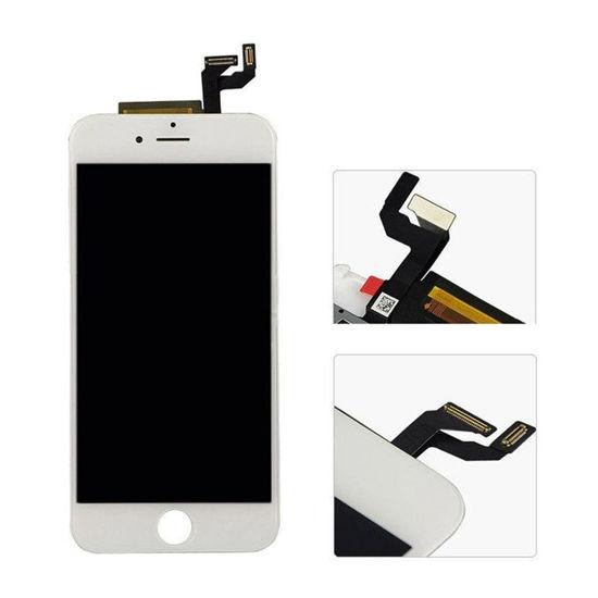 """Image sur Ecran LCD De Rechange Pour iPhone 6S Plus - 5.5"""" - Blanc"""