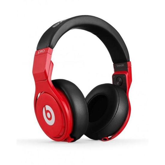 Image sur Casque Intra-Auriculaire Filaire Lil Wayne Limited Edition - Rouge Et Noir - 6 Mois