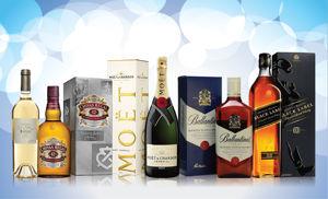 Image de la catégorie Boissons alcoolisées