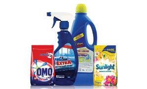 Image de la catégorie Produits de nettoyage