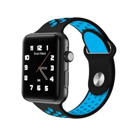 Image sur Montre Connectée  Miwear M3 - Bleu Et Noir