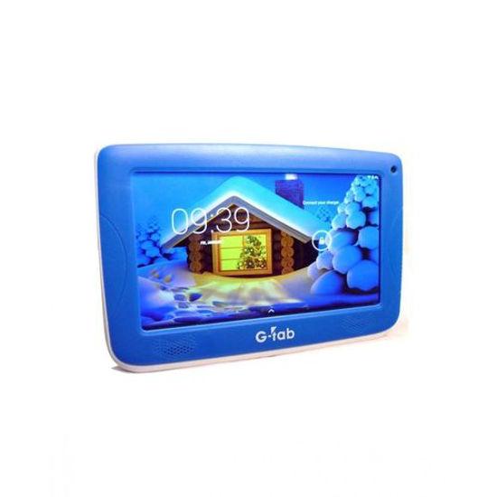 Image sur Tablette Éducative Pour Enfant 8Go HDD - WIFI - Bleu - 12 Mois