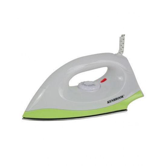 Fer A Repasser A Sec Kenbrook YV024 - 1200W - Blanc Et vert