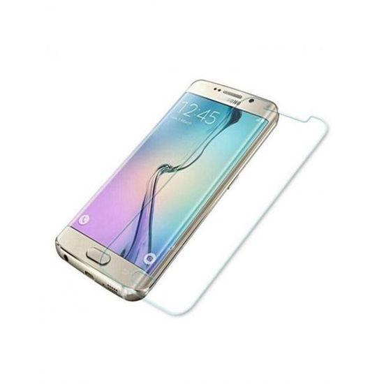 Image sur Protège-écran En Verre Trempé + Pochette Offerte Pour Galaxy S6 Edge