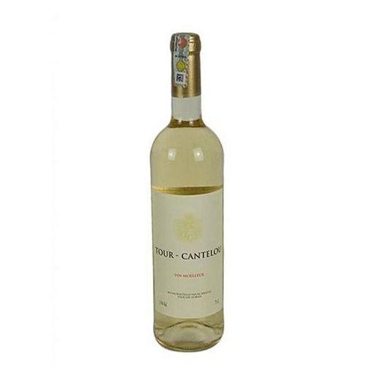 Image sur Tour Cantelou Vin Blanc Moelleux - 75 cl