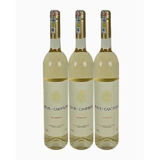 Image sur Tour Cantelou 3 x 75cl - Vin Blanc Moelleux