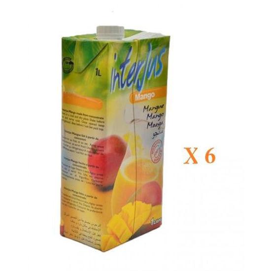 Image sur Jus de Mangue - 6 x 1L