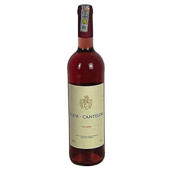 Image sur Tour Cantelou Vin Rosé - 6x75 cl