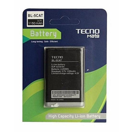 Image sur Batterie Li-ion BL-5CAT pour Tecno Mate 1 - 1150 mAh