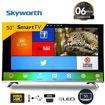 """Smart TV LED - Skyworth - 50"""" - 4K UHD - Noir - Sans cadre - 6 Mois"""