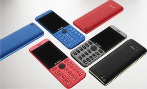 Image de la catégorie Features phones