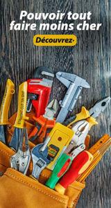 Image de la catégorie Bricolage & Rénovation