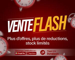 Image de la catégorie Vente Flash