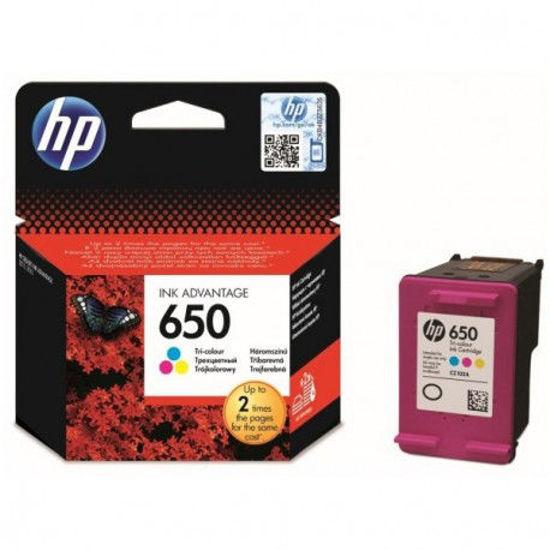 Image sur ENCRE HP 650