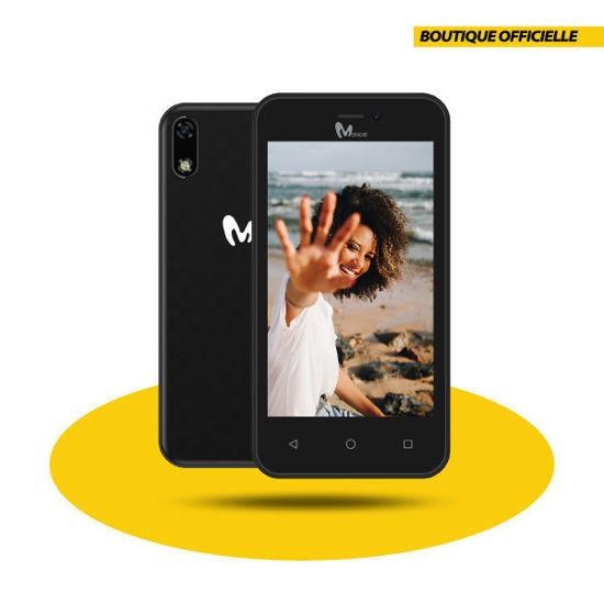 Rio Mobicel - 4'' - 2MP/selfie VGA- 8GB/512MB - 1550mAh-iziwaycameroun
