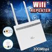 Image sur Routeur 300Mbps 4G LTE CPE Wifi Avec Port LAN Carte SIM Tous Réseau