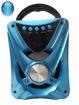 Image sur Haut-parleur bluetooth portable - 10W - BLEU