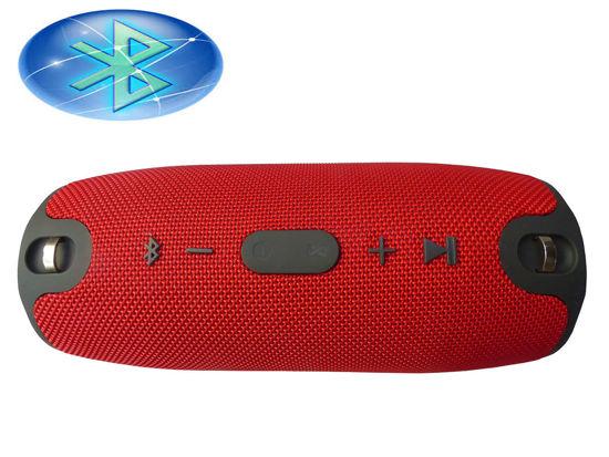 Image sur Haut-Parleur Bluetooth Portable ROUGE