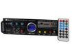 Image sur Mini Amplificateur De Son Avec Accès  Lecteur De Clé USB - Carte TF  MP3  - Noir