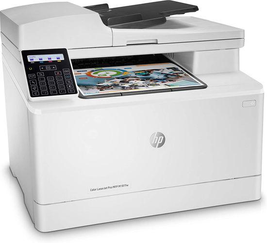 Image sur Imprimante HP COLOR LASERJET PRO MFP M181 fw