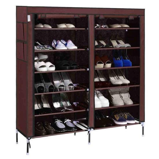 Penderie Demontable De Rangement Pour Chaussures Pliable