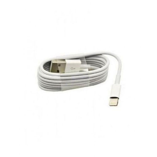 Image sur Câble de recharge USB Pour iPhone 5/5s/5c/6 - Blanc
