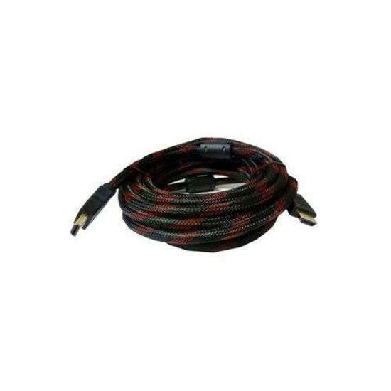 Image sur Cable HDMI Vers HDMI - 5 m - Noir Et Rouge