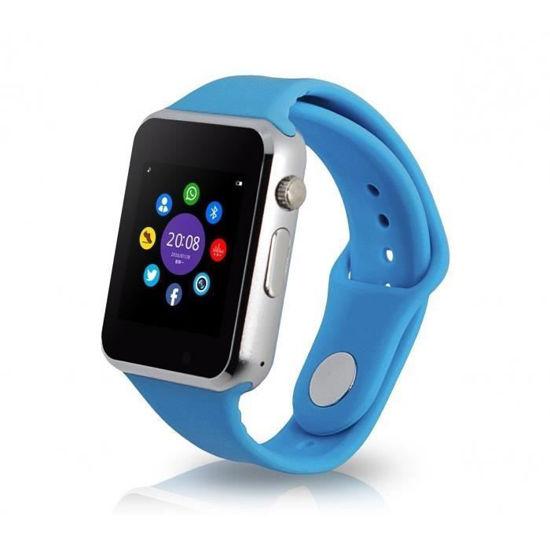 Image sur Montre connectée D20, Bracelet Intelligent Multifonctionnel D20 - Bleue
