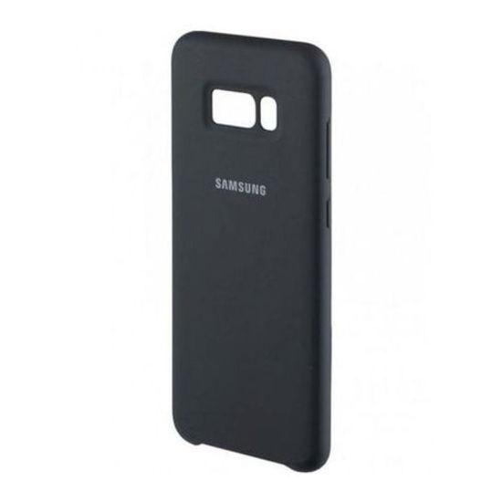 Image sur Protection En Silicone Pour Galaxy Note 8 - Noir
