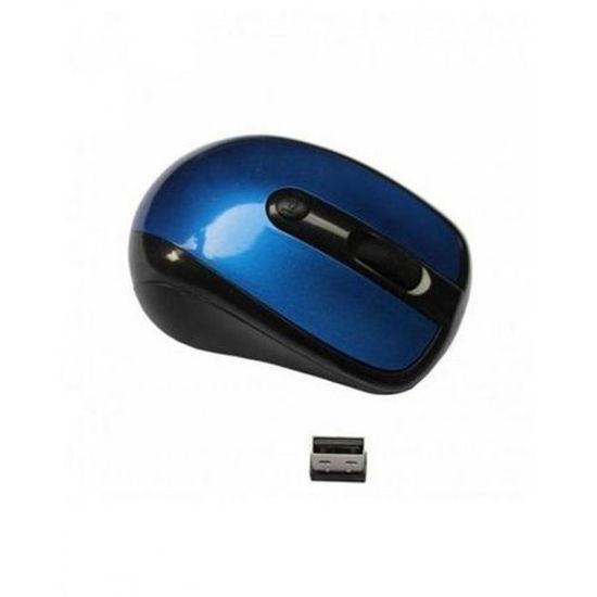 Image sur Souris Sans Fil 5Ghz - 10m - Bleu Et Noir