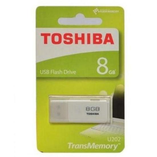 Picture of Clé USB - 8Go - Blanc