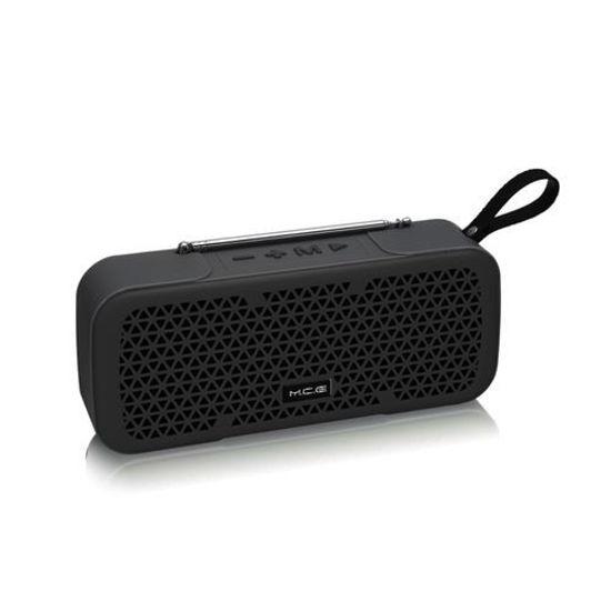 Image sur Haut-parleur  Bluetooth sans fil MC-218 Avec Puissante Sonore Et Station Radio -Noir