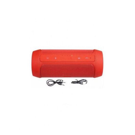Picture of Haut-Parleur Bluetooth Avec Power Bank - 6000 mAh - Rouge