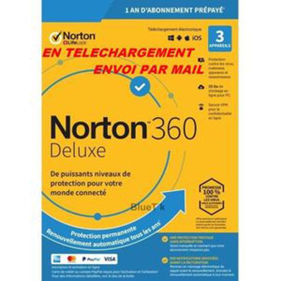 Image sur NORTON 3 POSTES