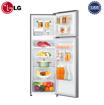 LG Réfrigérateur à Double Battant 279 Litres - GN-C272SLCN - Gris - 12Mois Garantis