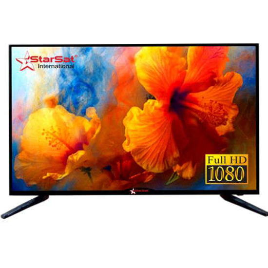 Smart TV LED Ultra Slim -Starsat -32 Pouces - HD - 12 Mois-iziway cameroun