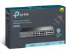Image sur TP-Link TL-SF1024D Switch 24 Ports 10/100 Mbps (Bureau/Rackable, Boîtier Métal)