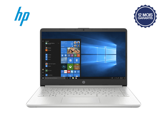 "Image sur Notebook HP 14s-dq1030nf - 14"" Intel Core i5 - 8 Go / 256 Go SSD - 12mois garantis"