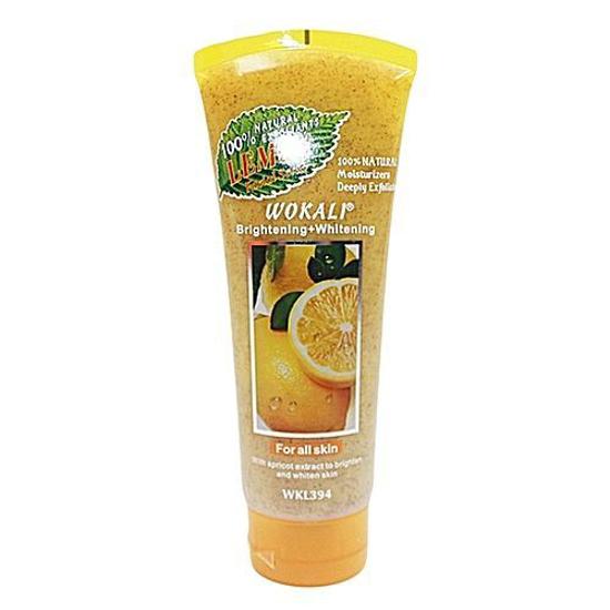 Image sur Gommage Visage Au lemon - 100 g