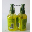 Image sur Huile D'olive Pure - Soin Humide Pour Peau Et Cheveux - 180ml - 2 Pièces
