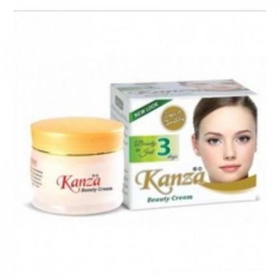 Image sur Crème De Visage KANZA - 30 g