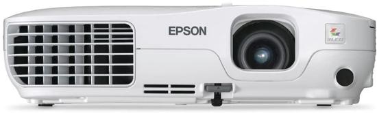 Image sur Epson EB-X10 Vidéo projecteur 3LCD 2600 ANSI lumens XGA (1024 x 768) 2000:1