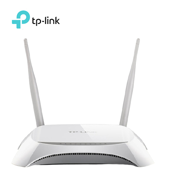 Routeur WiFi TP-Link TL-MR3420 - 3G/4G - 300 Mbps-iziwayCameroun