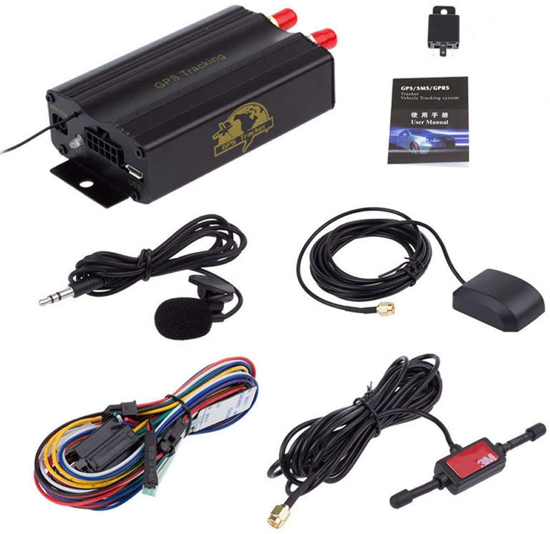 Image sur GPRS GPS/SMS/GPRS TRACKER VEHICULE TRACKING SYSTEM