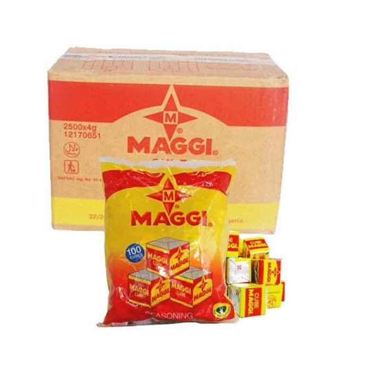Image sur Carton De Cube Magie Etoile - Nestlé- 25 Paquets X 100