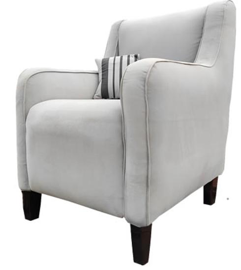 Image sur Canapé + Sofa Luxueux en velour norvégien - Blanc