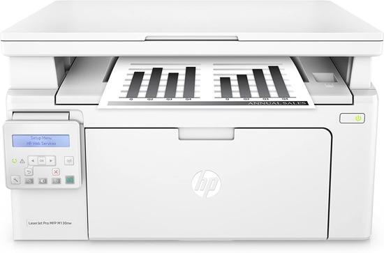 Image sur Imprimante hp laserjet pro M130 nw