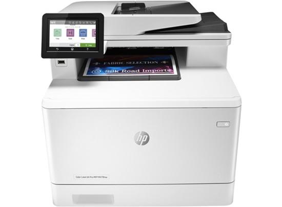 Image sur Imprimante hp laserjet pro M 479 fnw.