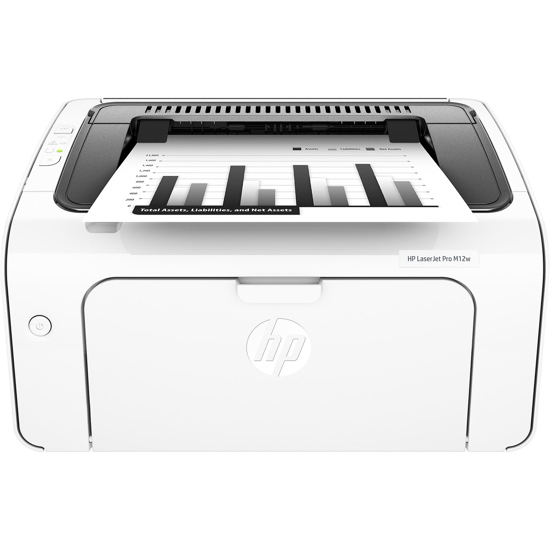 Image sur Imprimante hp laserjet pro M12w